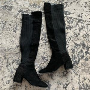 Kenneth Cole Eryc over knee Boots 8.5